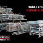 Haki-Type Scaffolding: Repair & Servicing