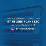 St Helens Plant: New Members of St Helens Chamber
