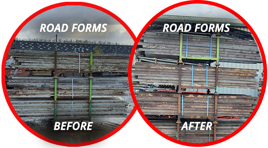 road forms