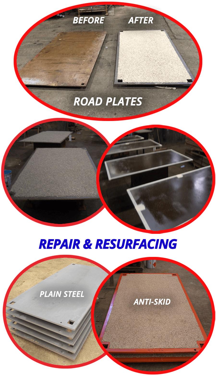 road plates 1