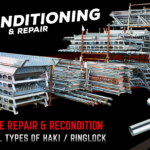 Protected: Haki and Ringlock Repair, Reconditioning & Servicing