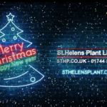 Merry Christmas and Happy New Year – from all at St Helens Plant