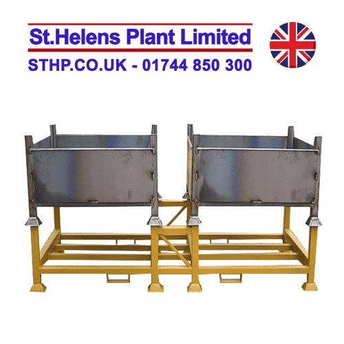 Double Steel Pallet