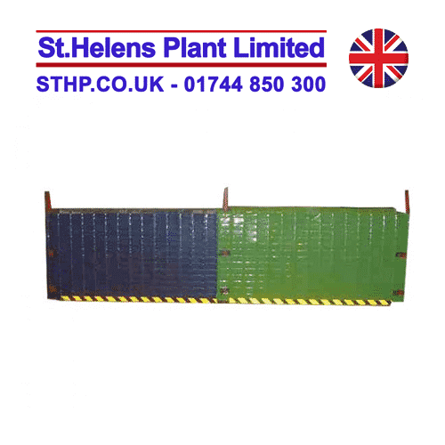Protecta Panels – Steel Edge Protection