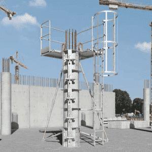 Pilco® Circular Formworking System