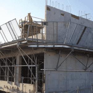 Saftec® Foldaway Working Platform