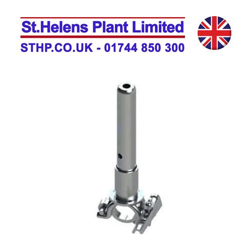 Spigot Adapter Clamp – Wedge