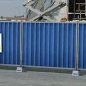 Steel Guard Hoarding
